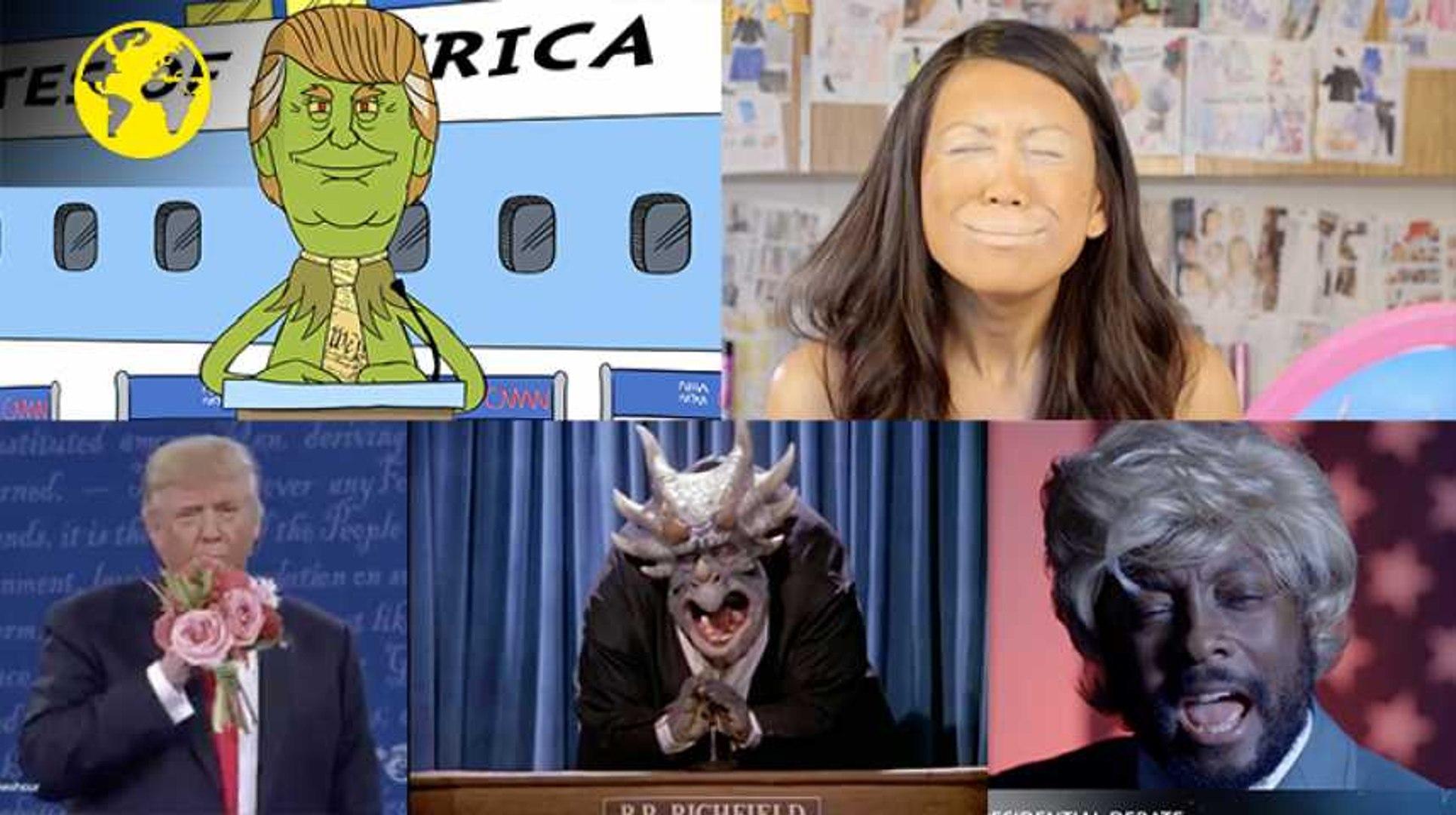 Zapping : les meilleurs parodies de Donald Trump