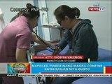 Panayam sa Makati RTC kaugnay ng pagpapa-opera ni Napoles sa ospital ng Makati