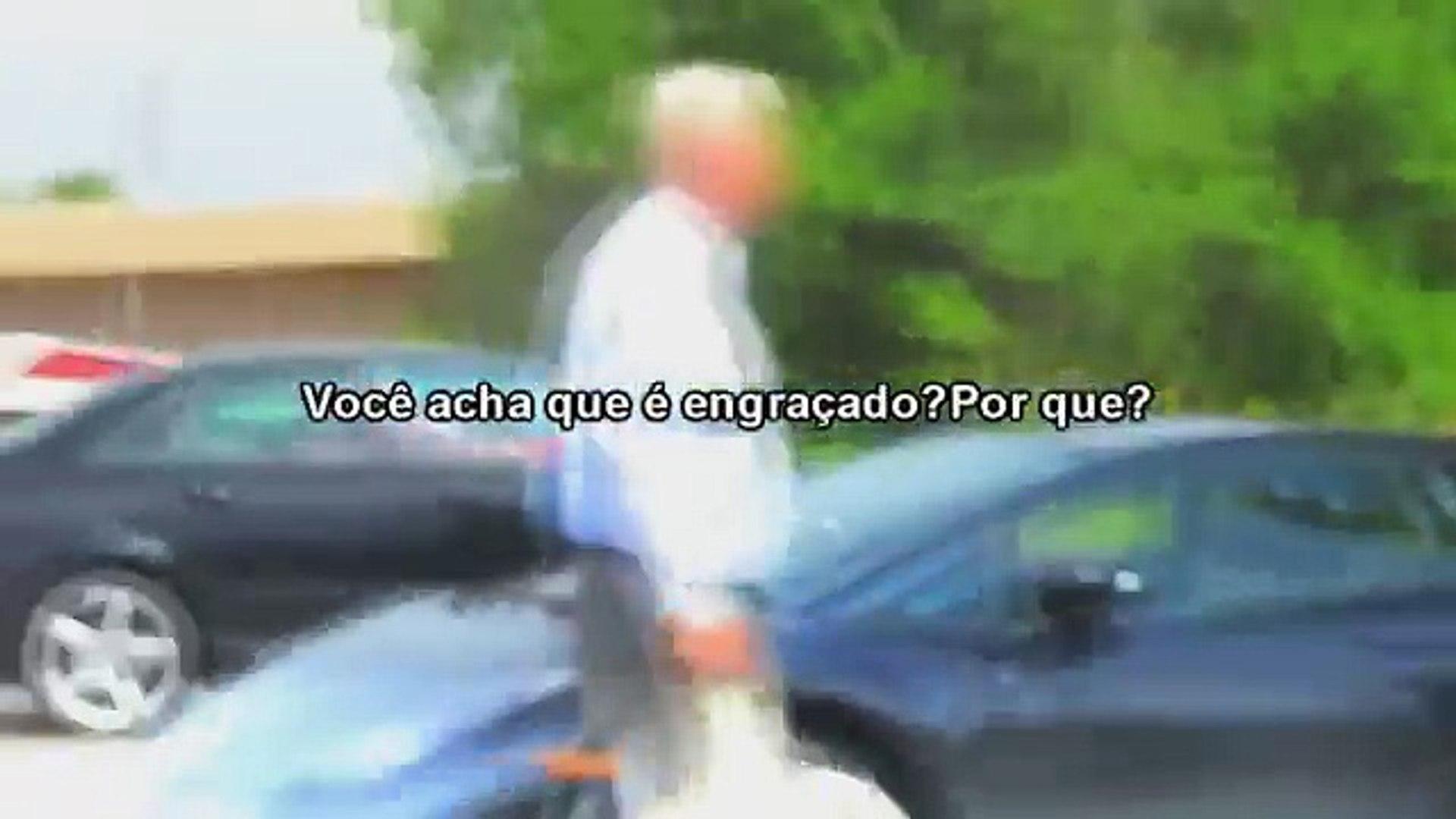 Pegadinhas Que Não Deram Certo Brasil Socos, tapas e Policia   Parte 7(Deu Errado)
