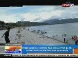 NTG: Mabua Pebble Beach sa Surigao City, libreng mapupuntahan