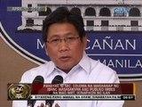Sec. Coloma, nag-sorry sa naging pahayag na maghanap ng ibang masasakyan ang publiko imbes mag-MRT