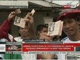 Libreng tickets para sa live screening ng laban ni Pacquiao, ipinamimigay sa mga taga-Gensan
