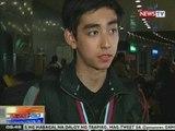 NTG: Michael Martinez, binigyang parangal sa Muntinlupa City