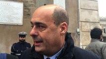 Zingaretti: Roma Capitale individui discarica di servizio