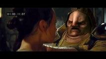 Chewbacca arrache un bras dans Star Wars VII (scène coupée)