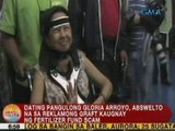 UB: Gloria Arroyo, abswelto na sa reklamong graft kaugnay ng fertilizer fund scam