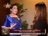 Video 24 Oras: Coney Reyes, muling sasabak sa drama sa