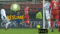 Valenciennes FC - FC Sochaux-Montbéliard (2-1)  - Résumé - (VAFC-FCSM) / 2016-17