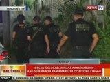 BT: Oplan Galugad, ikinasa para madakip ang gunman sa pamamaril sa QC nitong Linggo