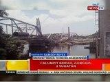 BT: Calumpit Bridge, gumuho; 2 sugatan
