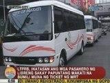 LTFRB, inatasan ang mga pasahero ng libreng sakay papuntang Makati na bumili muna ng ticket ng MRT