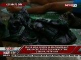SONA: Isa sa suspek sa Maguindanao massacre, patay sa engkwentro; 2 iba pa, patay rin