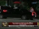 24 Oras: Mga kaanak at kaibigan ni Sen. Estrada, wala raw pinipiling oras sa pagbisita sa kulungan