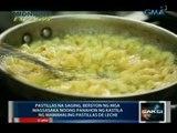 Midnight Express: Pastillas na saging, bersyon ng mga magsasaka ang pastillas de leche