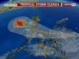 QRT: Bagyong Glenda inaasahang magla-landfall bukas