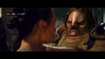 Une scène coupée de Star Wars VII où Chewbacca arrache un bras