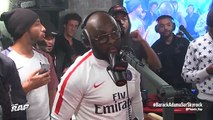 Barack Adama Parisien magicien Feat Black D, Lenine, Guy 2 Bezbar + Freestyle
