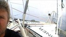 J72 : Un bel arc-en-ciel pour Yann Eliès / Vendée Globe