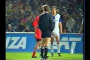 22.03.1990 - 1989-1990 UEFA Cup Winners' Cup Quarter Final 2nd Leg Grasshoppers Zürich 1-2 UC Sampdoria