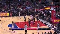 Phoenix Suns vs LA Clippers 1st Half Highlights   January 2, 2017   2016 17 NBA Season