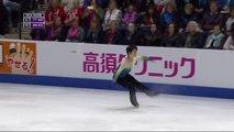 Yuzuru Hanyu 2016-17 FS Skate Canada 2016