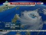 QRT: Bagyong Inday, hindi inaasahang magla-landfall at wala pang epekto sa bansa