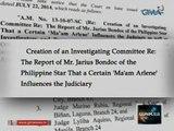 Saksi: 4 na hukom na umano'y sangkot sa gusot sa eleksyon ng Phl Judges Assn., pinaiimbestigahan