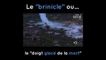 """Le brinicle ou le """"doigt glacé de la mort"""""""