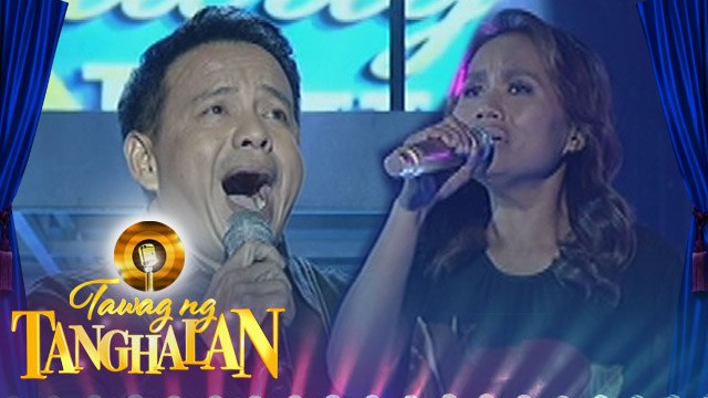 Tawag ng Tanghalan: Ruben Tejana steals the title from Eva Castillo