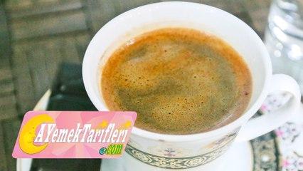 Bol Köpüklü Türk Kahvesi Nasıl Yapılır? | Bol Köpüklü Türk Kahvesi Tarifi