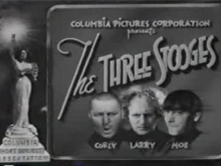 Three Stooges - Three Pests In A Mess