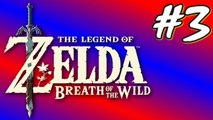 THE LEGEND OF ZELDA Breath Of The Wild Gameplay Walkthrough NINTENDO SWITCH-Wii U Nintendo Treehouse Live Demo #3
