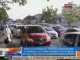 Traffic sa Katipunan Ave., posibleng maibsan dahil sa panghuhuli ulit sa mga kolorum at out-of-line