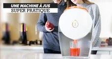 Préparez des jus de fruits frais sans vaisselle à nettoyer