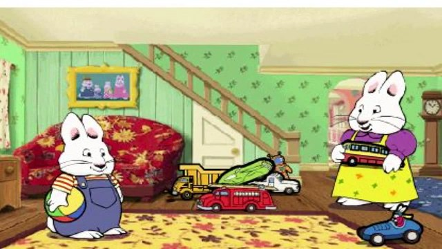 Max & Ruby - Toy Bowling - Max & Ruby Games