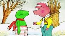 cBeebies Children Cartoon . CBeebies Bedtime Stories . s01e480 . Derek Jacobi - Frog in Winter