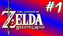 THE LEGEND OF ZELDA Breath Of The Wild Gameplay Walkthrough NINTENDO SWITCH-Wii U Nintendo Treehouse Live Demo #1