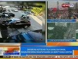 NTG: 17 anyos na babae, nakunan ng CCTV na tumalon mula sa isang kotse nang walang saplot