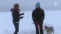 La Grande Odyssée Savoie Mont blanc : Interview de Julie Travadon