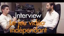 Le indie games interview jeux vidéo indépendant Ben Vurlod créateur de jeu en suisse
