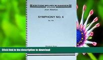 FREE [DOWNLOAD] SIBELIUS  SYMPHONY NO. 6 OP. 104  MINI SCORE Jean Sibelius Full Book