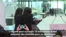 Paris: Station F, le plus gros incubateur de start-ups au monde