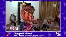 The Game of Love : les candidats se livrent à des jeux très coquins !