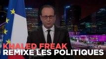Macron, Mélenchon, Sarkozy ... les discours remixés en Auto-tune
