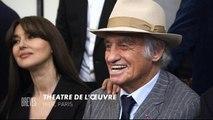 Cesar 2017 -  Hommage du cinema français à Jean-Paul Belmondo, avec Monica Bellucci, Guillaume Canet, Jean Dujardin...