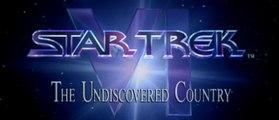 STAR TREK VI: The Undiscovered Country (1991) Trailer