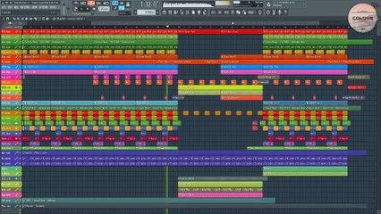 Transformers 5 - Trailer Soundtrack (FL Studio Project + WAV Loops)