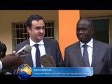 RTI1 / Politique - Une délégation de l'UMP rencontre le RDR