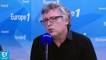 """Michel Onfray : si Marine Le Pen était élue, """"l'Europe ferait son travail"""""""