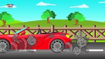 Sports Car | Cars | Cartoon Cars | Cars Race | Cars For Children